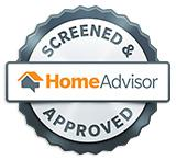 Screen and Approved by HomeAdvisor